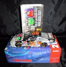 Action Nascar Ken Schrader #36 Halloween M&Ms 2001 Grand Prix 1:24 Diecast Car