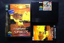 SAMURAI SPIRITS SNK Neo Geo AES Good.Condition JAPAN !