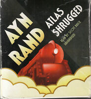 Ayn Rand Atlas Shrugged 50CD Audio Book Unabridged FASTPOST