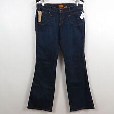 James Jeans Preserved Denim Dark Emily Womens Size 33 x 34 NWT $142.00