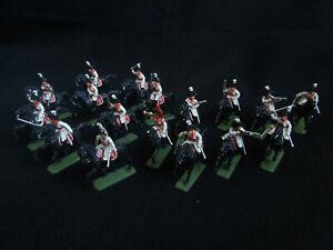 PRO-PAINTED Italeri 6007 Pruissian Cuirassiers Napoleonic Wars 1806-1807 1/72 B