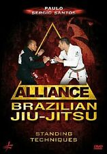 BRAZILIAN JIU-JITSU ALLIANCE: STANDING TECHNIQUES (Sergio) - DVD - Region Free
