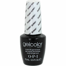 OPI Soak off Gelcolor Polish Lacquer GC H22 Funny Bunny 0.5oz