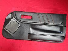 door panels with power window Honda CRX JDM 88-92 Ef8 / EE8 LHD   ***rare***