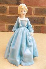 ROYAL WORCESTER Grandmother's Dress Figurine - Freda Doughty