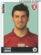 CESARE BOVO ITALIA TORINO.FC RARE UPDATE STICKER CALCIATORI 2007 PANINI