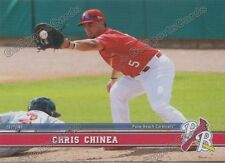 2017 Palm Beach Cardinals Chris Chinea RC Rookie St Louis