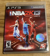NBA 2K13  (Sony PlayStation 3) -D7