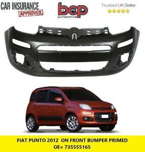 Bumper Paint Protection Film For Fiat Panda 2003 onwards type 169 carbonfolie
