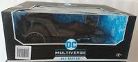 McFarlane Toys DC Multiverse Batman The Bat-Raptor Vehicle Car Batmobile New ⭐