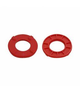 Artikulation- Kontroll- Konterplatten verw. für Adesso Split® Rot
