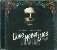 Andrew Lloyd Webber - Love Never Dies 2X Cd Eccellente Sconto EU 5 x Spesa EU 50
