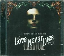 Andrew Lloyd Webber - Love Never Dies 2X Cd Eccellente