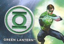 2016 Cryptozoic DC Comics Justice League Replica Patch Card E10 Green Lantern