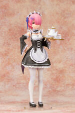 Re:Zero Starting Life in Another World - Ram 1/7 Scale PVC Figure (Pulchra)