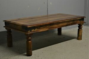 Sheesham Wood Coffee table Indian Furniture delivery available