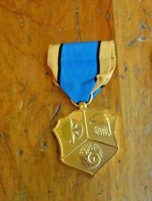 DEFENSE COMMISSARY AGENCY, DISTINGUISHED CIVILIAN SERVICE MEDAL, FULL SIZE,