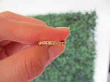 .22 CTW Diamond Half Eternity Ring 18k Yellow Gold HE183 sep *