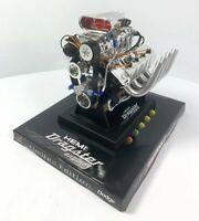 Model Engine 1:6 Scale Replica Diecast of Dodge HEMI Top Fuel Dragster Motor