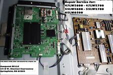 LG 47LW5600 55LW5600 47LW5700 55LW5700 65LW6500 MAIN BOARD REPAIR