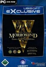 MORROWIND The Elder Scrolls 3 Game of the Year GOTY Edition Neuwertig