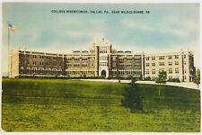 College Misericordia Dallas near Wilkes Barre Pennsylvania Postcard