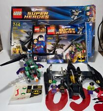 Lego 6863 Dc Super Heroes BatWing Battle Over Gotham City Complete