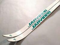 Jarvinen Waxless 195cm Skis Cross Country XC Nordic NNN Rottefella Binding