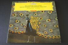 BARTOK - Tanz Suite 1963 DGG SLPM 138 875 Tulips label RED STEREO NM Kodaly Art