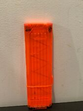 Nerf NStrike Elite 12 Dart Clip Genuine Rampage Retaliator Clear Front Orange
