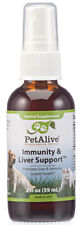 Immunity and Liver Support Oral Spray for Cats & Dogs