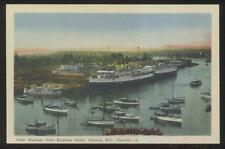 Postcard VICTORIA BC CANADA  Excursion Steamer Princess Kathleen 1920's?