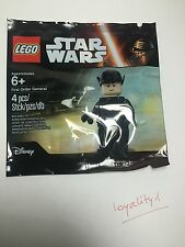 LEGO Star Wars 5004406 Polybag First Order General Neuf Sachet Scellé