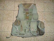 Idf Ephod Vest Web Zahal Israeli Army 1989 Made In Israel by ACHIDATEX Infantry