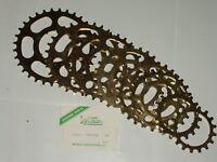 Vintage NOS Suntour road bike Cassettes freewheel gold 17 18 24 27 28 30  tooth
