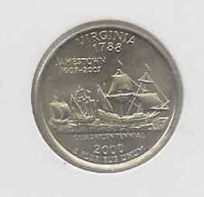 Amerika quarter 2000 P Unc - Virginia