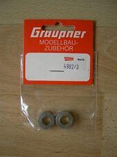 4982/3 Graupner Kyosho Datsun Fairlady Stellringe NEU