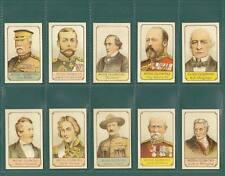 PEOPLE - 100 SETS OF 10 - H. CHAPPEL & CO. ' BRITISH  CELEBRITIES ' - REPRINTS