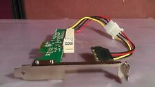 StarTech  PCI to PCI Express  Adapter Card - USED