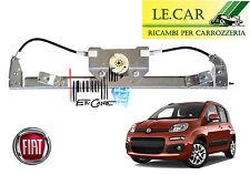 MECCANISMO ALZACRISTALLI ELETTRICO S/MOTORE PORTA ANTERIORE FIAT PANDA 1/2012 >
