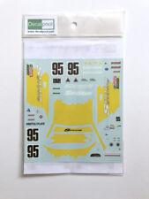 1/24 Honda CIVIC EG6 SPOON SPORT N. Group '95 Decal for Hasegawa JDM
