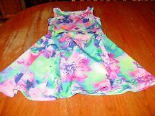 Girls Size 10 Sleeveless Justice   Dress  NWOT