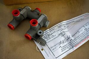 Bell 206L Helicopter Fuel Manifold