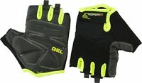 Bellwether Gel Supreme Men's Short Finger Bicycle Glove Hi/Vis MD