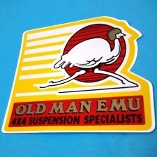 Rare 4x4 Suspension Old Man EMU ARB Jeep Ford Toyota sticker car truck off-road