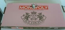 Limited Collectors Edition Juicy Couture Monopoly board game