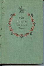 Landmark Sam Houston Tallest Texan by William Johnson HB Ills William Reusswig