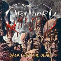 Obituary - Back From The Dead [CD]