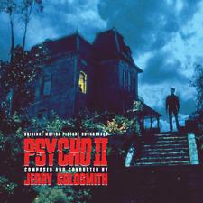 Psycho II cd sealed intrada oop goldsmith