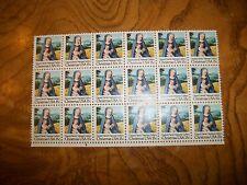 US Postage Stamp 1980 Christmas Gerard David Madonna & Child Scott 1799 18 -15c